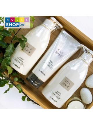 Маска для жирной кожи головы The Saem Silk Hair Refresh Scalp Pack