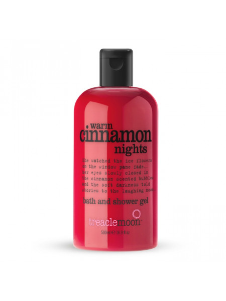 Гель для душа Warm Cinnamon Nights Bath & Shower Gel, пряная корица
