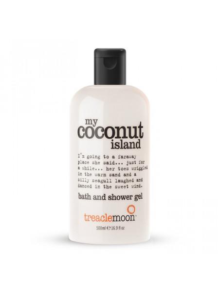 Гель для душа My Coconut Island Bath & Shower Gel, кокосовый рай