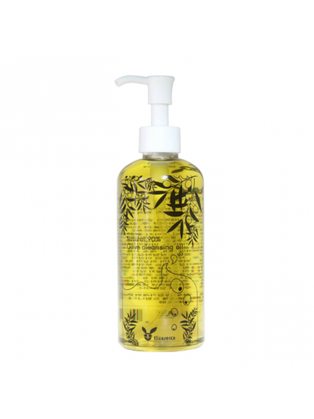 Гидрофильное масло для лица с маслом оливы Milky-Wear Natural 90% Olive Cleansing Oil