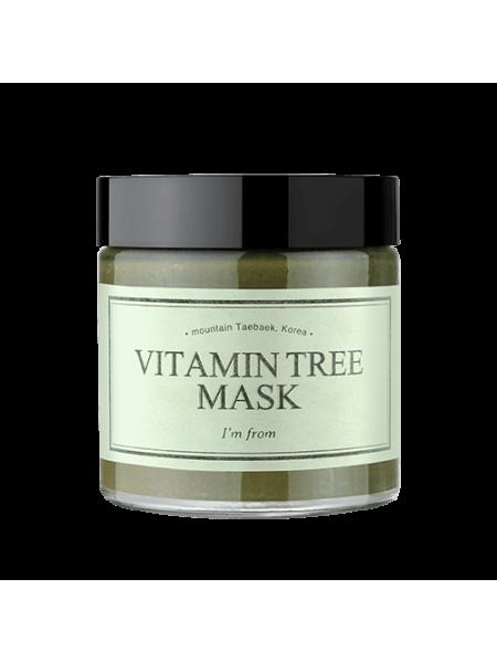 Витаминная маска с облепихой для сияния кожи I'm From Vitamin Tree Mask