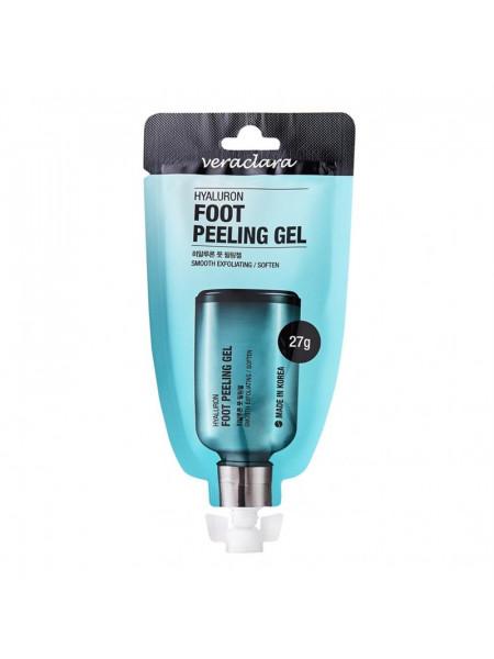 Пилинг-гель для ног с гиалуроновой кислотой