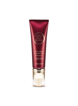 ВВ-крем для зрелой кожи Etude House Total Age Repair Wrinkle Reduce Royal BB Cream SPF 45 PA+++ №1