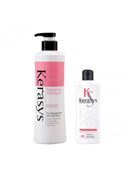 Восстанавливающий шампунь Kerasys Hair Clinic System Repairing Shampoo