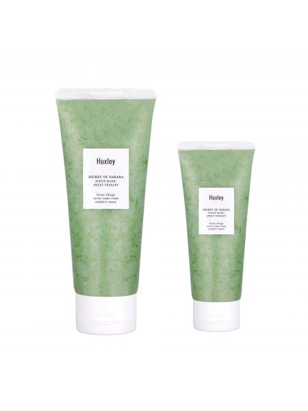 Мягкая маска-скраб для лица Huxley Secret Of Sahara Scrub Mask Sweet Therapy