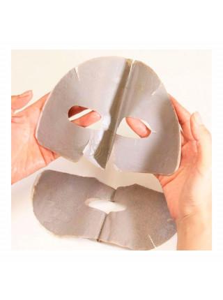 Тканевая маска с глиной для сужения пор I'm Sorry For My Skin Black Mud Mask Tightening