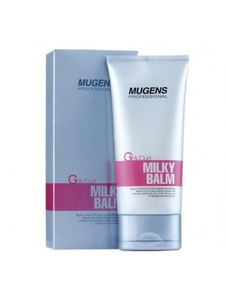 Несмываемый бальзам для вьющихся волос Mugens Milky Balm