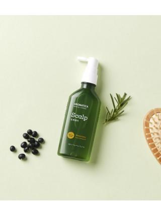 Тоник для укрепления корней волос с розмарином AROMATICA Rosemary Root Enhancer