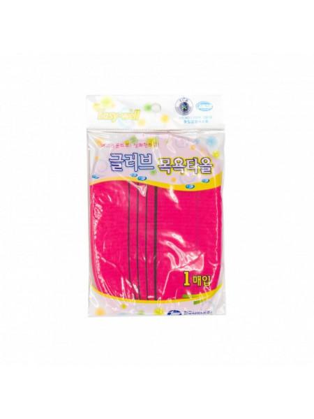 Мочалка-рукавичка для пилинга кожи тела Hankook Tamina Gloves Towel
