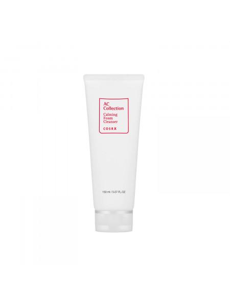 Успокаивающая пенка для проблемной кожи COSRX AC Collection Calming Foam Cleanser