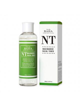 Тонер для проблемной кожи с ниацинамидом Cos De Baha Nt Niacinamide Toner