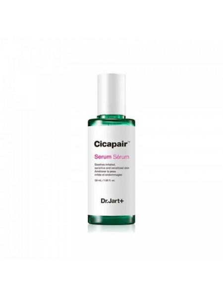 Восстанавливающая сыворотка-антистресс Dr.Jart+ Cicapair Serum Derma Green Solution