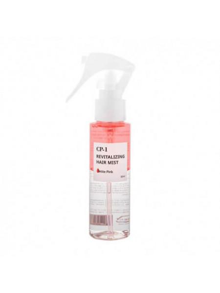 Двухфазный парфюмированный мист для волос с грушей CP-1 Revitalizing Hair Mist (Petite Pink)