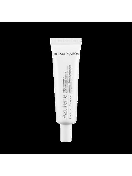 Локальный крем против воспалений с азуленом Medi-peel Derma Maison Azulene Paste Cream
