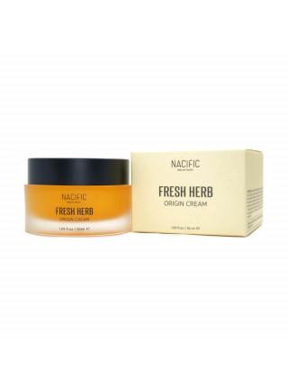 Питательный крем с маслами Ши и бергамота NACIFIC Fresh Herb Origin Cream