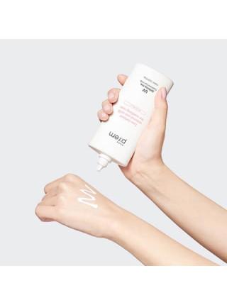 Солнцезащитное молочко с каламином Make P:rem UV Defense Me Calamine Sun Milk SPF50PA++++