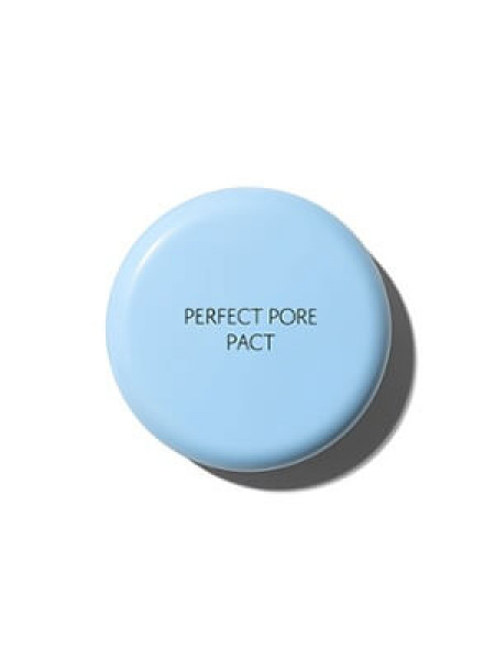 Компактная матирующая пудра The Saem Saeemul Perfect Pore Pact
