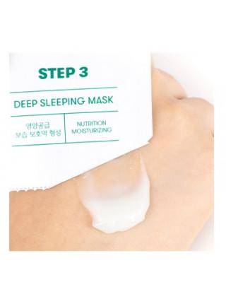 3-х шаговый набор для обновления и восстановления кожи VT Cosmetics Cica Hyalon Cica 3 Step Mask