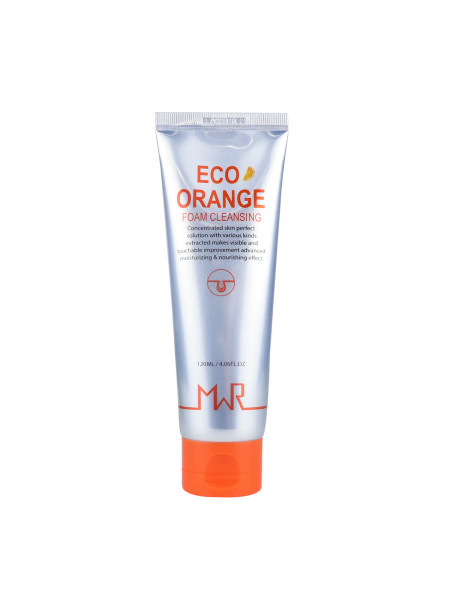 Пенка для умывания с апельсином Yu.r MWR ECO Orange Foam Cleansing