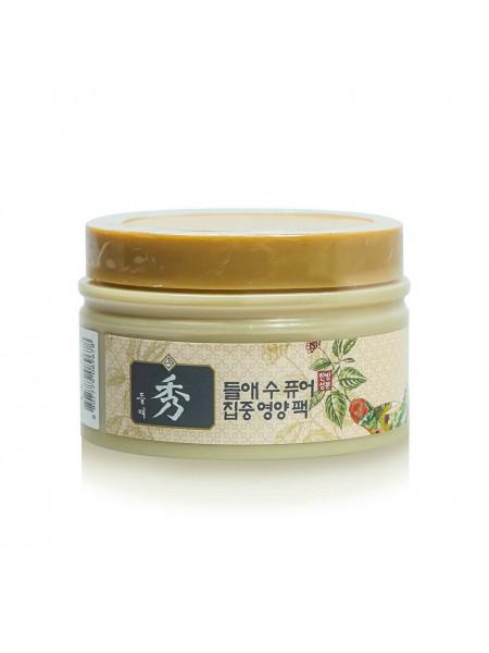 Интенсивная питательная маска для волос Daeng Gi Meo Ri Dlae Soo Pure Intensive Nourishing Pack