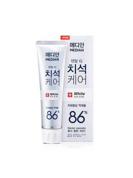 Отбеливающая зубная паста Median Dental Cosmetic White