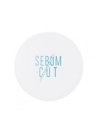 Компактная пудра Missha Sebum-Cut Powder Pact Тон 1. Мята