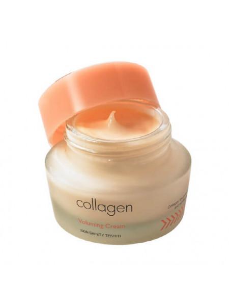Крем для лица с коллагеном и гиалуроновой кислотой It's Skin Collagen Nutrition Cream