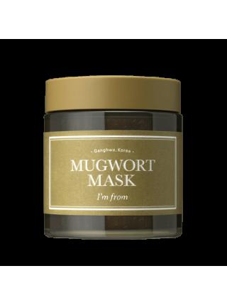 Очищающая маска с полынью для проблемной кожи I'm From Mugwort Mask - 110 гр