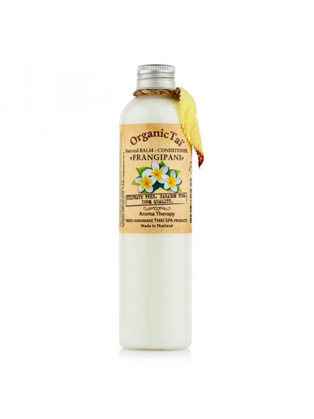 Безсульфатный бальзам-кондиционер с ароматом цветов франжипани Natural Balm-Conditioner Frangipani