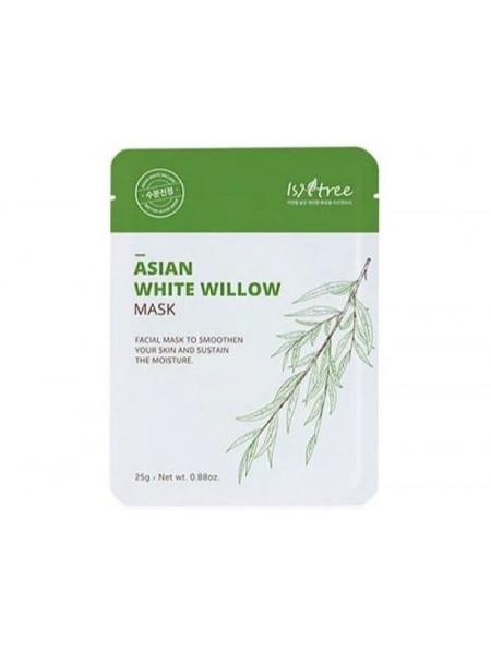 Маска с экстрактом азиатской белой ивы ISNTREE Asian White Willow Mask