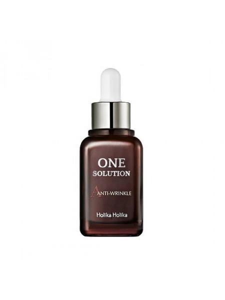 Антивозрастная сыворотка для лица Holika Holika One Solution Anti-Wrinkle