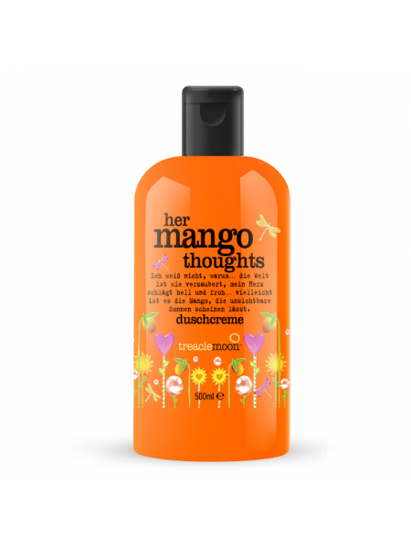 Гель для душа Her Mango Thoughts Bath & Shower Gel, задумчивое манго