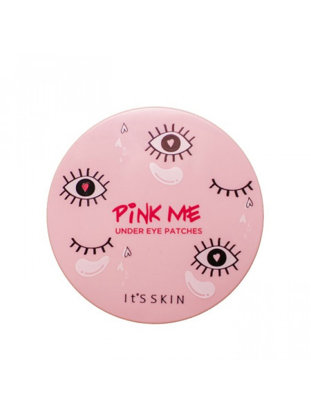 Гидрогелевые патчи Pink Me Under Eye Mask