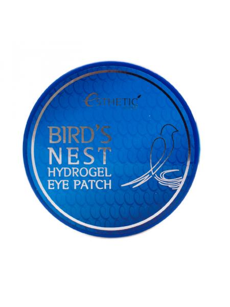 Гидрогелевые патчи для глаз с экстрактом ласточкиного гнезда Bird's Nest Hydrogel Eye Patch