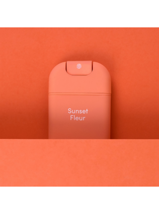 Антисептический спрей для рук, таинственный закат Hydrating Hand Sanitizer Sunset Fleur