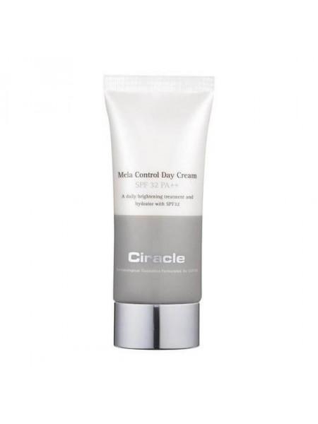 Осветляющий крем с защитой от солнца Ciracle Mela Control Day Cream SPF32 PA++