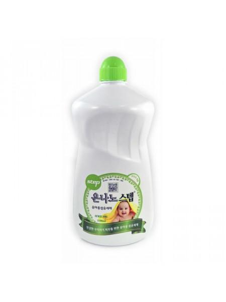 Жидкое средство для стирки детского белья