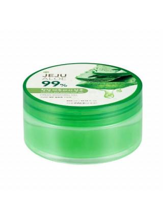 Увлажняющий Алоэ гель для лица и тела The Face Shop Jeju Aloe Fresh Soothing Gel