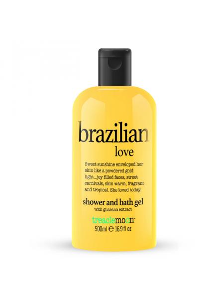 Гельдлядуша Brazilian Love Bath & Shower Gel, бразильская любовь