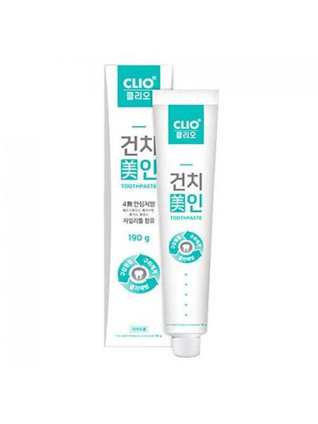 Зубная паста для чувствительной полости рта Clio Geonchi Beauty Toothpaste