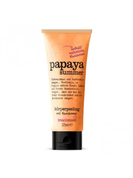 Скрабдлятела Papaya Summer Body Scrub, летняя папайя