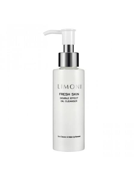 Гидрофильное масло Fresh Skin Double Effect Oil Cleanser