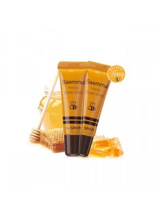 Медовый скраб для губ The Saem Saemmul Honey Lip Scrub