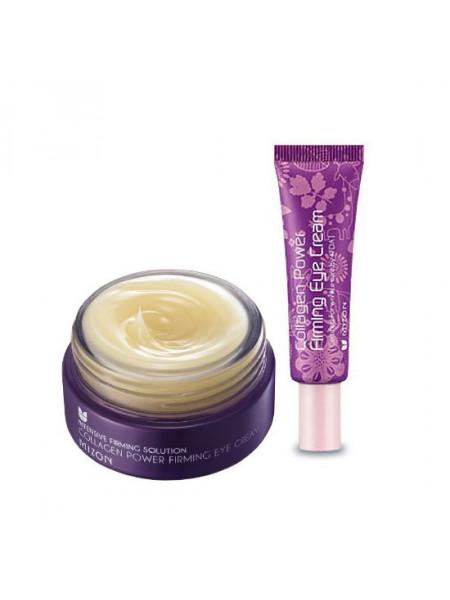 Коллаген крем Mizon Collagen Power Firming Eye Cream