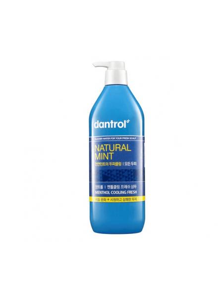 Мятный шампунь против перхоти Dantrol Natural Mint Shampoo