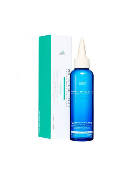 Обновленный филлер для восстановления структуры волос  Lador Perfect Hair Filler 150 ml