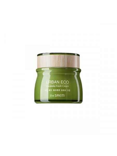 Освежающий крем The Saem Urban Eco Harakeke Fresh Cream