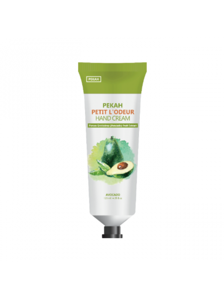 Крем для рук с авокадо Petit L'Odeur Hand Cream Avocado