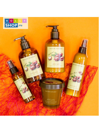 Кондиционер для волос с аргановым маслом Nature Republic Argan Essential Deep Care Conditioner