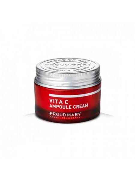 Крем c витамином С Proud Mary Vita C Ampoule Cream